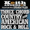 Three Chord Country and American Rock & Roll (feat. Steven Tyler) - Single